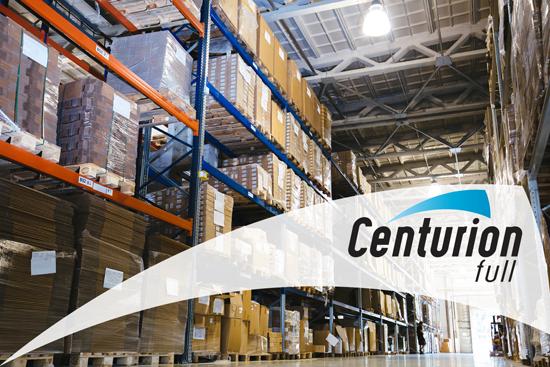 centurion full - sistema erp para indústria, comércio e serviços