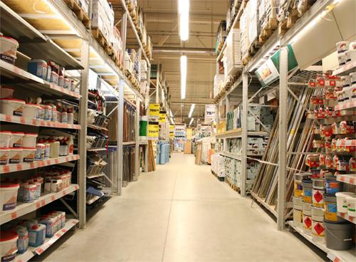Sistema ERP para lojas de material de construção e ferragens